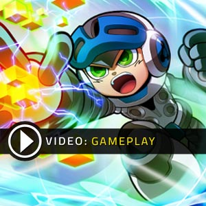 MIGHTY NO 9 Xbox One Gameplay Video