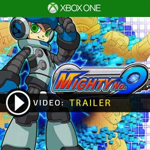 Mighty No 9 Xbox one Digital Download und Box Edition