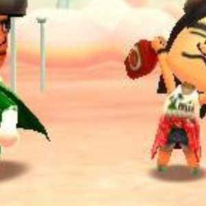 Miitopia Nintendo Switch - Kerker-Boss