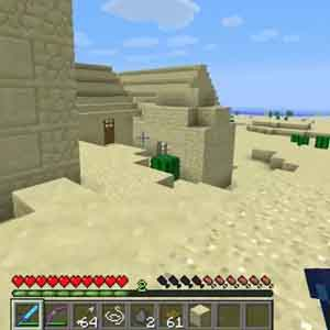 Minecraft PS4 Gameplay