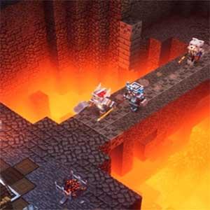 Minecraft Dungeons -Epicness
