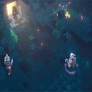 Minecraft Dungeons- Schätze erforschen