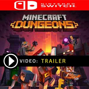 Minecraft Dungeons Nintendo Switch Prices Digital or Box Edition