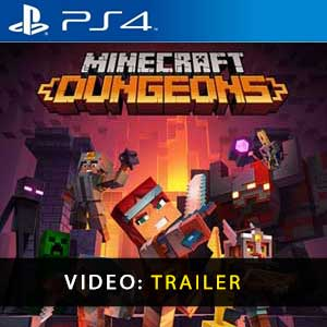 Minecraft Dungeons PS4 Prices Digital or Box Edition