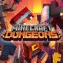 Schau Dir das neue Gameplay und die Eröffnungsfilme für Minecraft Dungeons an
