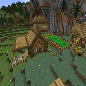 Minecraft Kämpfende Zombies