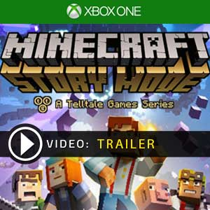 Minecraft Story Mode Xbox One Digital Download und Box Edition