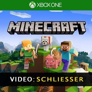 Minecraft Trailer Video