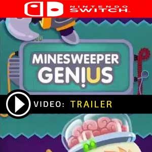 Minesweeper Genius Nintendo Switch Digital Download und Box Edition