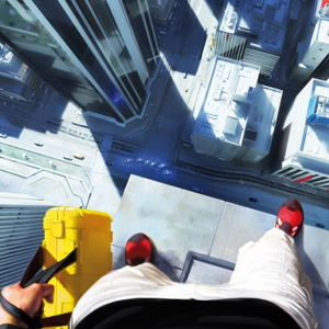Mirror's Edge Catalyst PS4 Rooftop View