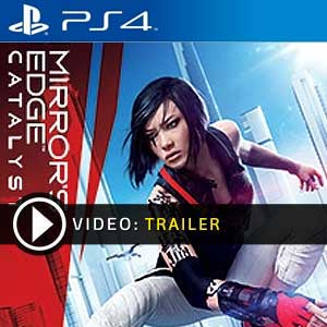 Mirrors Edge Catalyst PS4 Digital Download und Box Edition