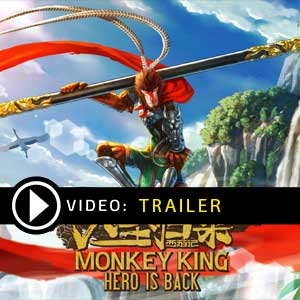 Buy MONKEY KING HERO IS BACK CD Key Compare Prices