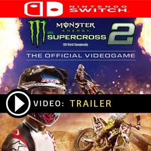 Monster Energy Supercross 2 Nintendo Switch Digital Download und Box Edition