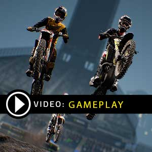 Monster Energy Supercross 2 PS4 Gameplay Video