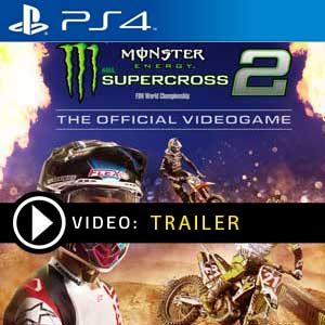 Monster Energy Supercross 2 PS4 Digital Download und Box Edition