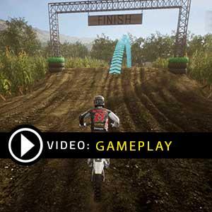 Monster Energy Supercross 2 Gameplay Video