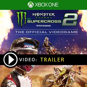 Monster Energy Supercross 2 Xbox One Digital Download und Box Edition