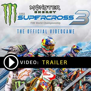 Buy Monster Energy Supercross The Official Videogame 3 CD Key Compare Prices