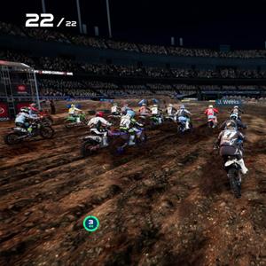 Monster Energy Supercross 4 Gelände