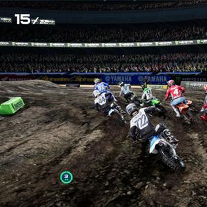 Monster Energy Supercross 4 Rennen