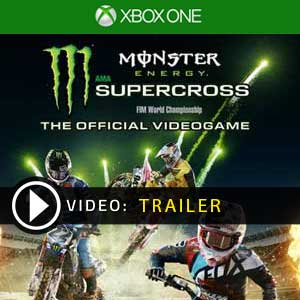 Monster Energy Supercross The Official Videogame Xbox One Digital Download und Box Edition