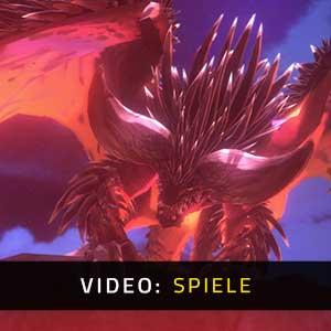 Monster Hunter Stories 2 WIngs of Ruin Gameplay Video