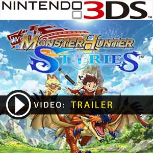 Monster Hunter Stories 3DS Digital Download und Box Edition