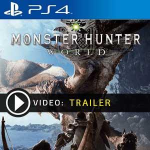 Monster Hunter World PS4 Digital Download und Box Edition