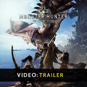 Monster Hunter World Trailer-Video
