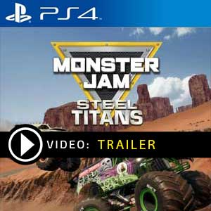 Monster Jam Steel Titans PS4 Digital Download und Box Edition
