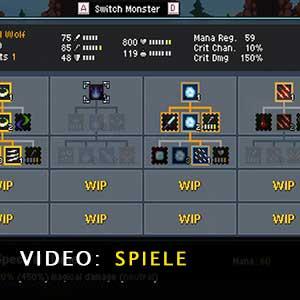 Monster Sanctuary Gameplay-Video