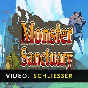Monster Sanctuary Trailer Video