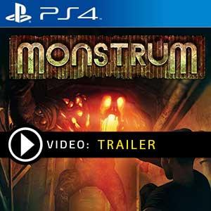 Monstrum PS4 Digital Download und Box Edition