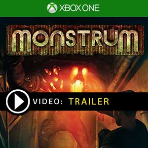 Monstrum Xbox One Digital Download und Box Edition