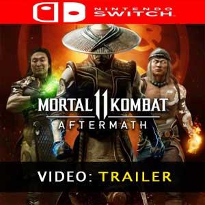 Kaufe Mortal Kombat 11 Aftermath Nintendo Switch Preisvergleich