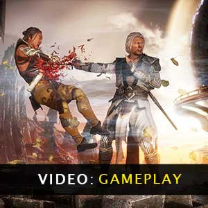 Mortal Kombat 11 Aftermath Gameplay Video