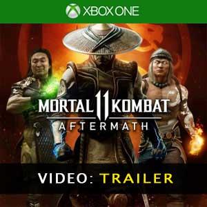 Kaufe Mortal Kombat 11 Aftermath Xbox One Preisvergleich