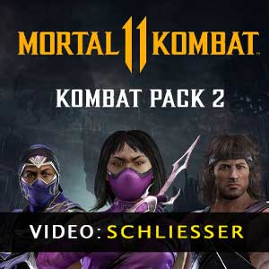 Mortal Kombat 11 Kombat Pack 2 Trailer-Video