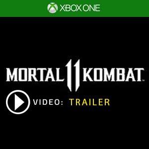 Mortal Kombat 11 Xbox One Digital Download und Box Edition