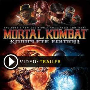 Mortal Kombat Komplete Edition Key kaufen - Preisvergleich
