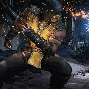 Mortal Kombat X Xbox One Begegnung