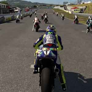 MotoGP 15 Spieler ansehen