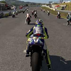 MotoGP 15 PS4 Spieler ansehen