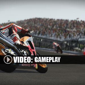 MotoGP 17 Gameplay Video