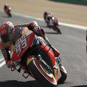 MotoGP 20 Name auf dem Anzug
