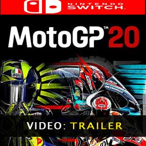 MotoGP 20 Nintendo Switch Video Trailer