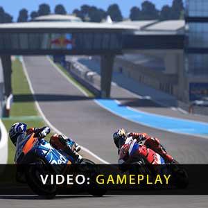 MotoGP 20 Gameplay Video