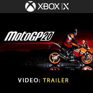 MotoGP 20 Xbox Series X Video Trailer