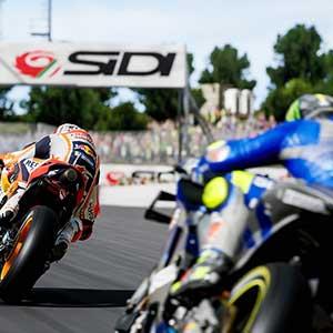 MotoGP 21 Verfolgungsjagd