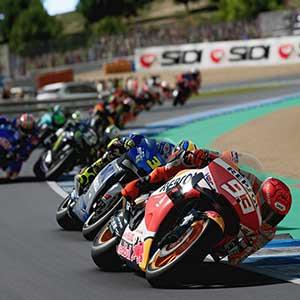 MotoGP 21 Rennen